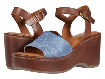 Born Moapa (Light Blue/Brown) Women