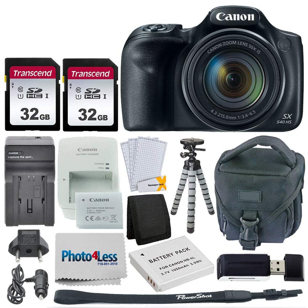 Canon PowerShot SX540 Replacement Accessories