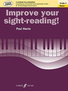 Improve Your Sight-Reading! Trinity Edition Piano Grade 4