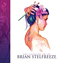 The Signature Art Of Brian Stelfreeze (1)