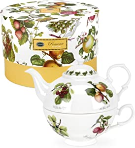 Portmeirion Pomona Tea For One Set