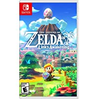 The Legend of Zelda Link's Awakening Standard Edition for Nintendo Switch by Nintendo