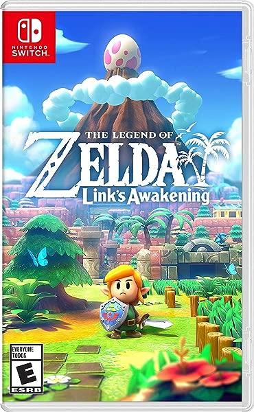 Legend Of Zelda Link S Awakening Nintendo Switch