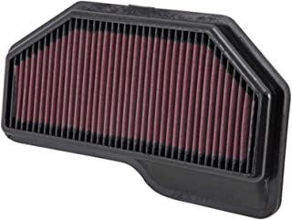 K&N Engine Air Filter: High Performance, Premium, Washable, Replacement Filter: 2013-2014 HYUNDAI (Genesis Coupe), 33-2482