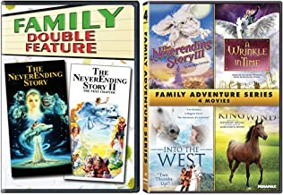 The NeverEnding Story: Complete Movie Trilogy + 3 Bonus Movies