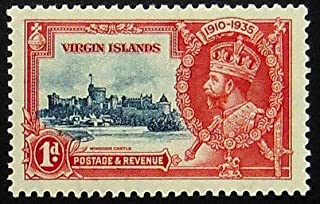 king george stamps