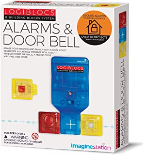 Logiblocs Science Kit - Alarms and Door Bell