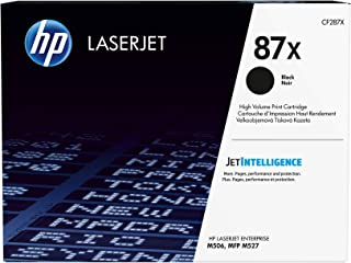 HP 87X | CF287X | Toner Cartridge | Black | High Yield