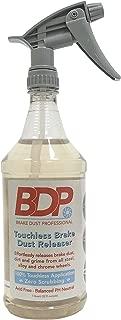 Best bdp brake dust pro Reviews