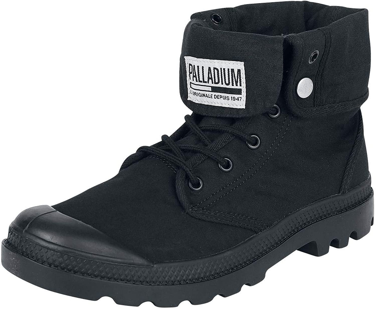 Palladium Army Trng Camp Boots in Black