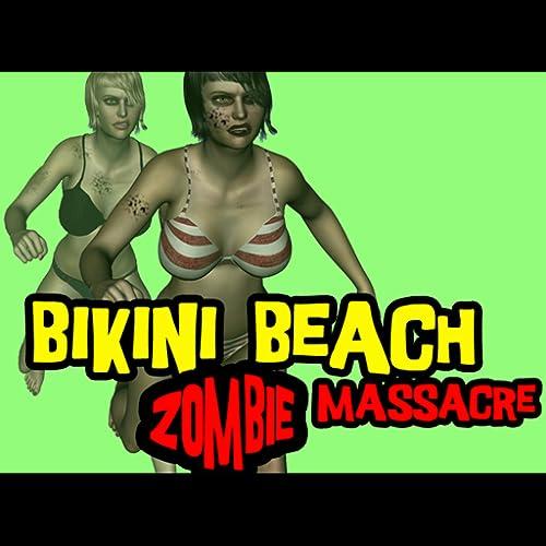 Bikini Zombies Beach Day