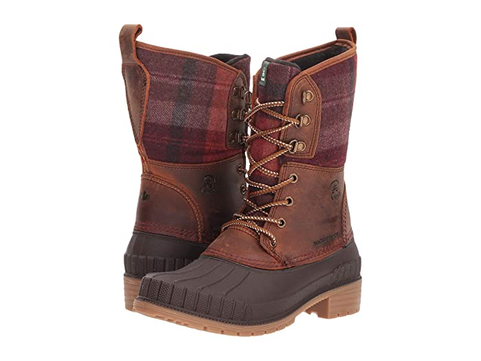 Kamik  Sienna 2 (Dark Brown) Womens Cold Weather Boots