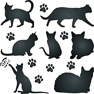 Best cat drawing silhouette Reviews