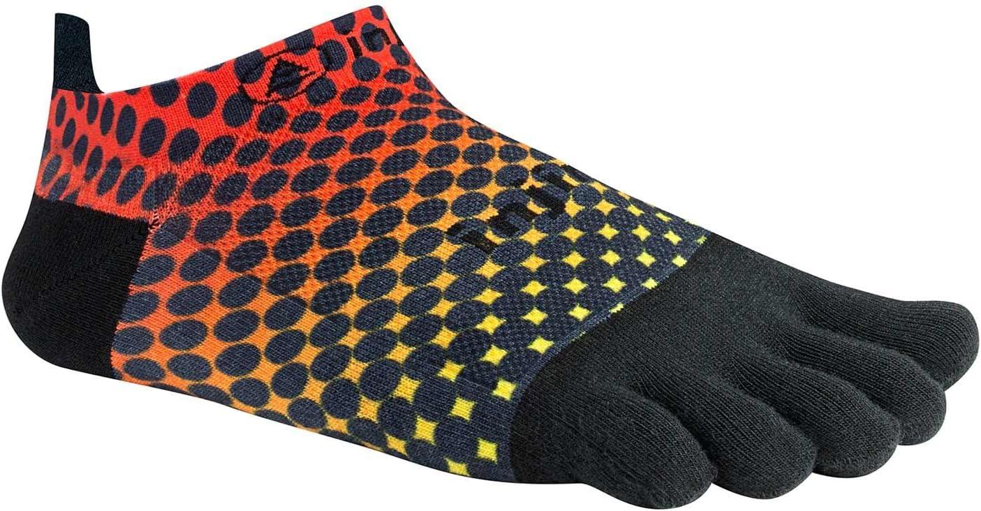 Injinji Run Lightweight No Show Xtralife HT Socks