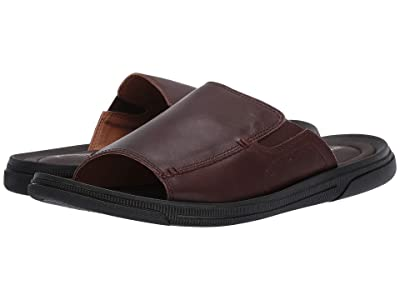 Kenneth Cole New York Yard Sandal (Brown) Men
