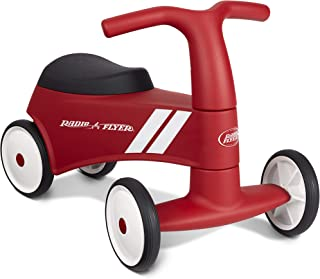 Radio Flyer 620Z Scoot About Sport, Toddler Ride On Toy, Ages 1-3 Red