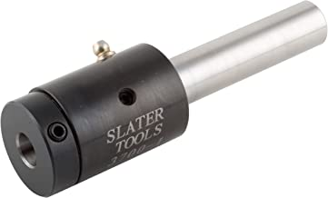 0.399 Across Flat 0.315 Shank Diameter Slater Tools 304-399 Internal Square Broach 1.25 Length 10.00 mm