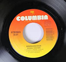 SHENANDOAH 45 RPM MAMA KNOWS / THE SHOW MUST GO ON