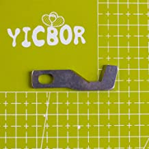 YICBOR Upper Knife B4401-01A Serger Knife for Babylock Imagine Eclipse DX LX SX BLE1LX BLE1AT (Upper Knife B4401-01A)