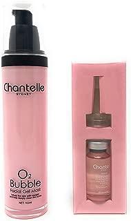 Chantelle Sydney Advanced O2 Bubble Facial Gel Mask 100ml and Placenta Serum Sample