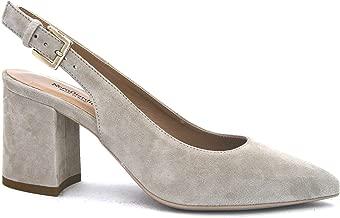 Sandali geox per donna in camoscio nero zeppa bassa (taglia 39) amazon shoes neri camoscio