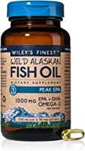 Best wiley's finest alaskan fish oil Reviews