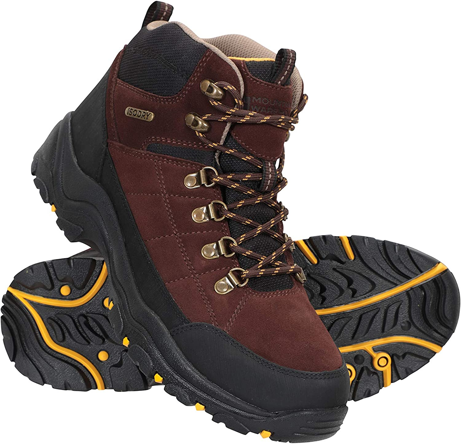 Mountain Warehouse Boreal Mens Austin Mall Brand new Waterproof Wal Boots for - Hiking