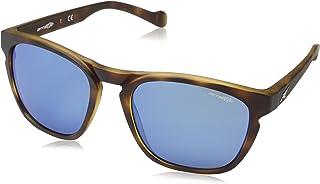 Arnette AN 4203 2152/55 Groove - Fuzzy Havana/Blue by Arnette for Men - 55-20-135 mm Sunglasses