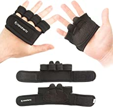 Cross Fitness Fitness Neoprene Weight Lifting Grips Training Gym Palm Protectors Hand Powerlifting Reduce the damage of your opponent Weight Lifting for Workout
