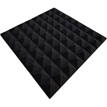 Verpackungseinheit = 1 Platte = ca. 0,5 m/² Anthrazit Schwarz 100x50x7cm ca Pyra 7100