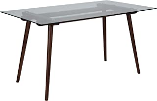 Best glass dining table with 6 chairs price Reviews