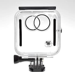 [GLIDER] GoPro 用 Fusion 対応 アクセサリー 防水ハウジング 防水ケース ゴープロ フュージョン 対応 (日本国内で防水検査済み) GLD3693MJ91