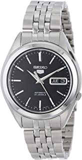 Seiko 5 Men's SNKL23 Stainless Steel Automatic Casual Watch