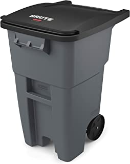Best rubbermaid large garbage can Reviews