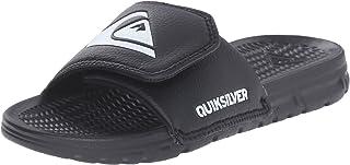 Quiksilver Kids' Shoreline Adjust Youth Slide Sandal
