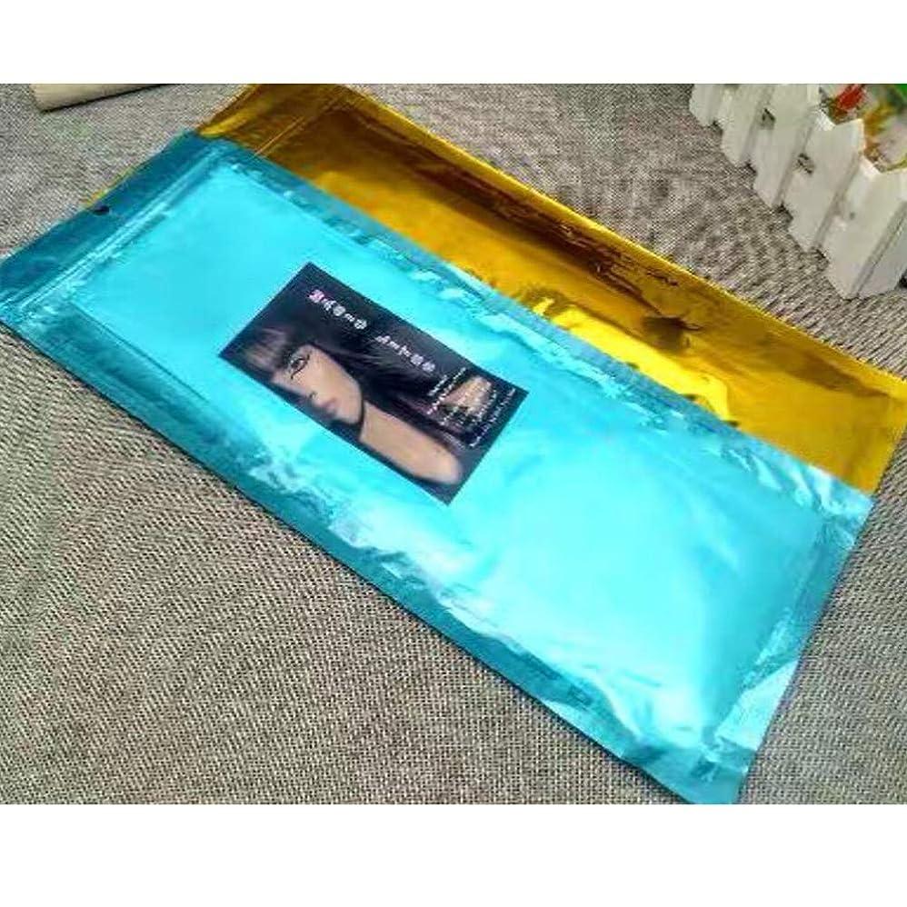 役に立たない表面的なミキサーACHICOO 100ピースプロサロン染毛紙再生利用できる分離染色染色理髪店ハイライトティッシュ美容院サロンツール