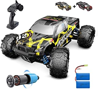DEERC Brushless RC Cars 300E 60KM/H High Speed Remote Control Car 4WD 1:18 Scale Monster..