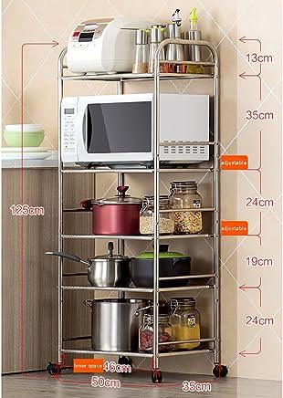 Amazon.it: ripiano cucina - Mensole / Accessori per rastrelliere ...