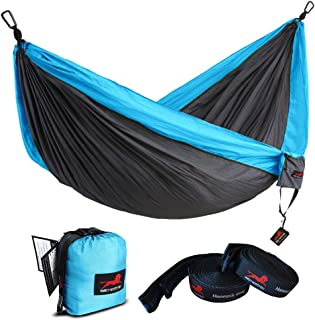 hammock made from parachute material