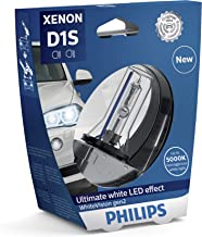 Philips 85415WHV2S1 WhiteVision gen2 Xenon headlight bulb D1S, single blister