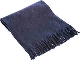 BOSS Albas-B Scarf in Navy