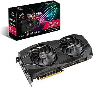ASUS AMD RX 5500 XT 搭載 デュアルファンモデル 8G ROG-STRIX-RX5500XT-O8G-GAMING