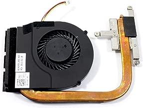 Dell Inspiron 14z (5423) CPU Heatsink Fan Assembly for Integrated Intel Graphics (UMA) - MPF3D