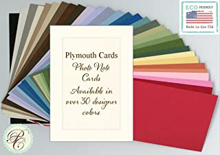 """30 Card""""Sampler"""" by Plymouth Cards 4x6 Photo Insert Note Cards - Pkg 30"""