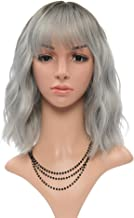 Best grey wig with bangs Reviews