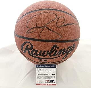 Ray Allen Autographed Basketball - NCAA - PSA/DNA Certified - Autographed Basketballs