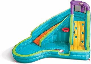 Little Tikes Slam 'N' Curve Slide 173493 Outdoor Toy , Multi Color