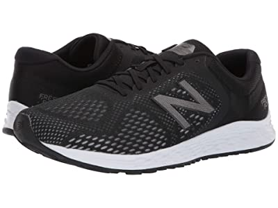 New Balance Fresh Foam Arishi v2 (Black/Gunmetal) Men