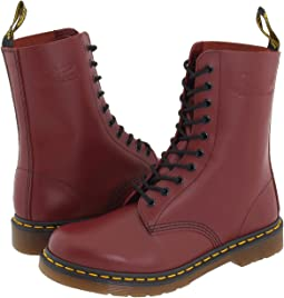 1772805a38a Dr martens winchester 7 eye zip boot cherry red antique temperley + ...