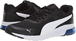 Puma Black/Puma White/Strong Blue